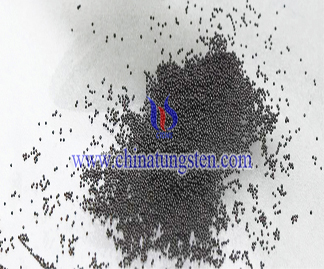 Polymer Tungsten Granule Picture